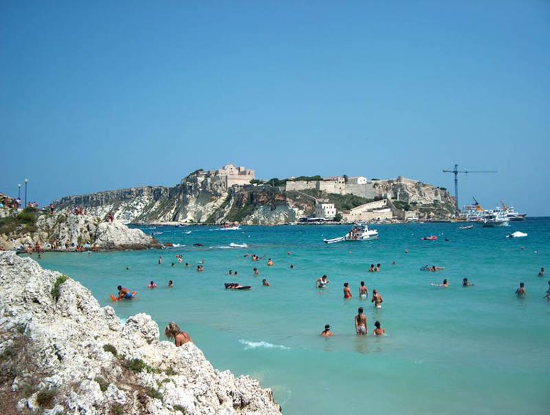 Tremiti Islands Apulia South Italy Holidays Travel